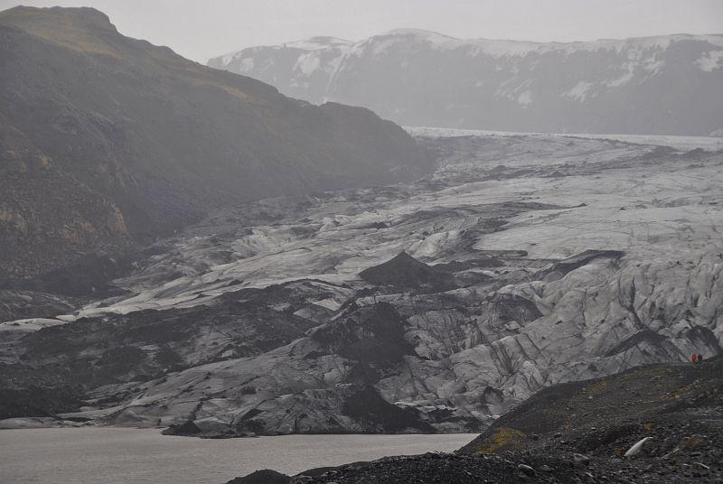 Oh hey, een gletsjer!